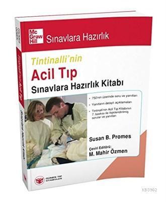 Tintinalli'nin Acil Tıp Sınav Hazırlık Kitabı