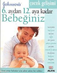 6. Aydan 12. Aya Kadar Bebeğiniz; Yeni Anne-babalar İçin Adım Adım Bir Rehber