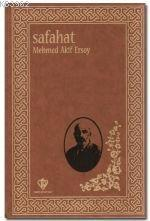 Safahat (Ciltli, 1. Hamur)