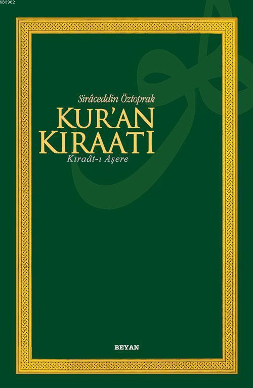 Kur'an Kıraatı; Kıraât-ı Aşere