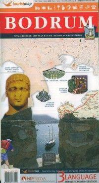 Bodrum Harita ve Rehberi